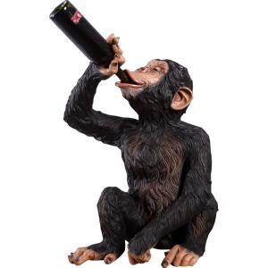 酔っ払いチンパンジーのワインホルダー FRPワインホルダー 即納可|frps