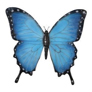 壁掛け蝶々・50cm FRPアニマルオブジェ|frps