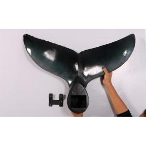 壁掛けクジラの尾びれ FRPアニマルオブジェ 即納可|frps|07