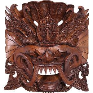 FRPオブジェ 魔女のマスク・バリ島|frps