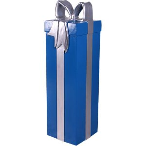 FRPオブジェ 細長いプレゼントボックス|frps