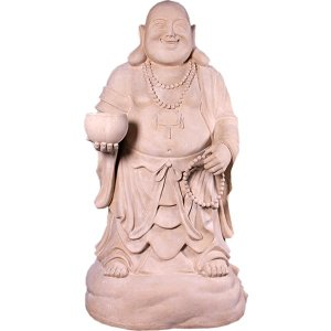 FRPオブジェ 笑う仏像・布袋(ほてい)|frps
