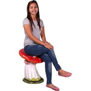FRPオブジェ キノコの椅子・一人掛け用|frps