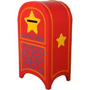 FRPクリスマスオブジェ サンタの郵便ボックス frps