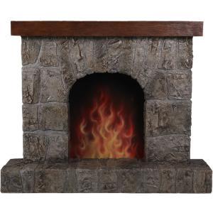 暖炉(靴下ハンガー付き) FRPクリスマスオブジェ|frps|04