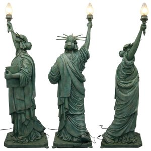 自由の女神像266センチ FRPオブジェ|frps|04