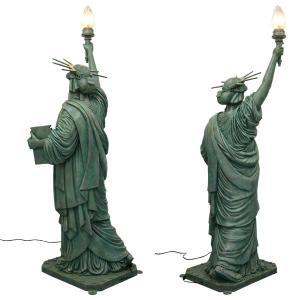 自由の女神像266センチ FRPオブジェ|frps|05
