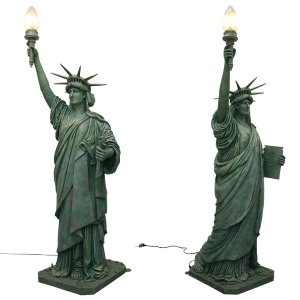 自由の女神像266センチ FRPオブジェ|frps|06
