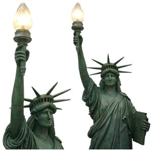自由の女神像266センチ FRPオブジェ|frps|07