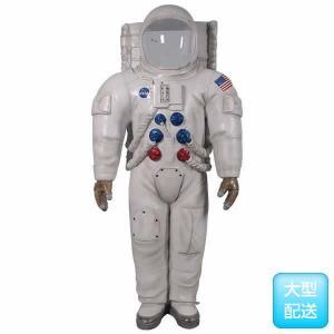 宇宙飛行士・顔だし FRPオブジェ|frps|03