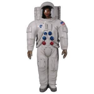 宇宙飛行士・顔だし FRPオブジェ|frps|04