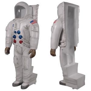 宇宙飛行士・顔だし FRPオブジェ|frps|05