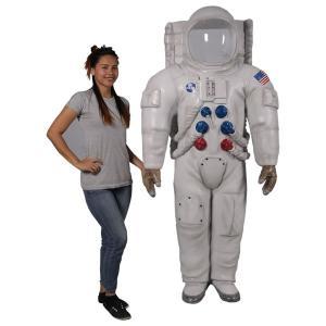 宇宙飛行士・顔だし FRPオブジェ|frps|07