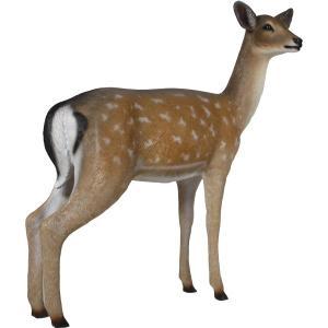 白い尻尾の雌鹿 FRPアニマルオブジェ|frps|09