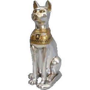FRPオブジェ 猫の女神(120cm)|frps