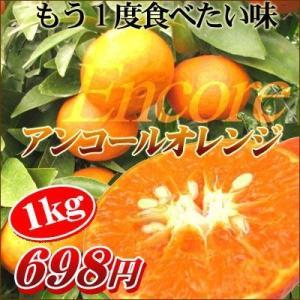 訳ありアンコールオレンジ1kgから量り売り!何キロ買われても送料は同じたくさん買ってください! fruit-sunny