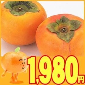 愛媛産 訳あり富有柿2kg 送料無料 かき カキ フルーツ 果物 旬 くだもの わけあり 食品 ワケあり 産地直送 ご家庭用 果実|fruit-sunny