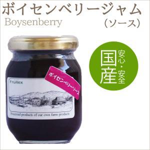 ボイセンベリージャム(ソース)(150g) fruitex