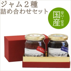 フルーツジャムお好きな2個 詰め合わせセット(各150g)ギフト 朝食 お土産 広島 fruitex