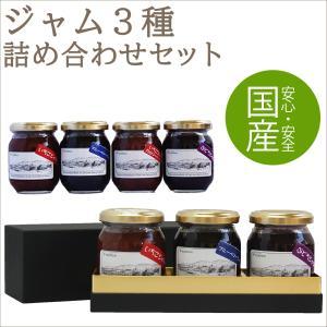 フルーツジャムお好きな3個詰め合わせセット(各150g)ギフト 朝食 お土産 広島 fruitex