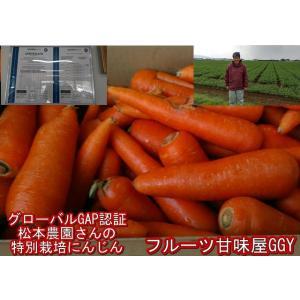 安心安全 特別栽培農産物 世界が認めたグローバルGAP認証 松本農園さんの特別栽培にんじん 訳あり ...