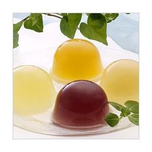 岡山県産フルーツの ゼリー詰合せ 15個セット fruits-enchante