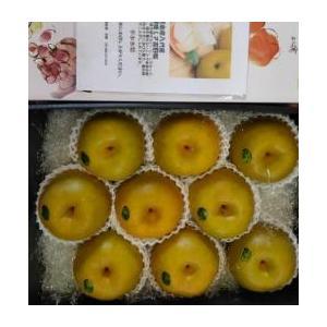吉野の梨 8玉から9玉化粧箱入 3kg 秀|fruits-maboroshi