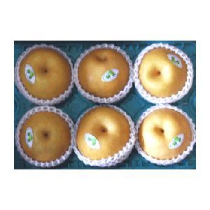 吉野のハウス新高梨 5玉〜6玉入(大玉系)5kg 等級:赤秀|fruits-maboroshi
