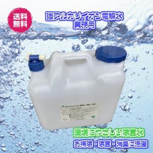 強アルカリイオン電解水20L【Ph12.5】(強アルカリイオン電解水20L)送料無料 除菌スプレー 電解水 除菌水 業務用 ペット用品 お子様の玩具|fs-yokohama