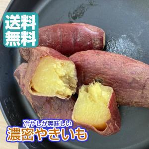 冷やし 濃密やきいも 720g/240gパックが3袋 送料無料(冷蔵 濃密やきいも×3P)青果 無添加 冷蔵  食べきりサイズ 焼き芋 国産 紅はるか シルクスィート fs-yokohama