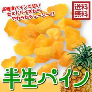ドライパイナップル フィリピン産 1kg 半生タイプ ひとくちサイズ 送料無料(半生パイン1kg)ドライフルーツ パインアップル ジューシー 1kg  業務用|fs-yokohama