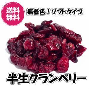 送料無料 ソフト(クランベリー 500gパック)ドライフルーツ 無着色 fs-yokohama