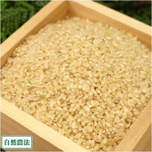 【30年度産在庫セール】 岡山県産自然農法米 玄米 30kg (自然農法中国支所倉敷 )|fs21