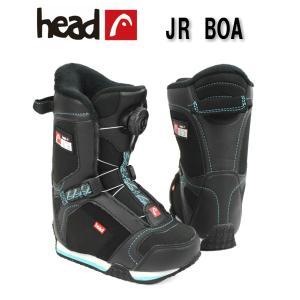 15/16 HEAD(ヘッド)ジュニア子供用スノーボードブー...