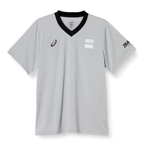 アシックスasicsバスケットボール公認「レフリーシャツ」2063A233 fst