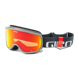 21GIRO(ジロ) スキー スノーボード ゴーグル 「CRUZ AF」(眼鏡使用可・くもり止め加工) アジアンフィット TI WORDMARKS(7120992)|fst