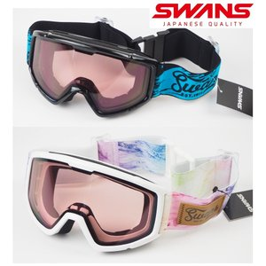 21スワンズSWANSジュニア用・スキーゴーグル・スノーゴーグル「140-DH」(5歳〜12歳)|fst