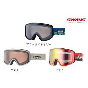 21スワンズSWANSスキーゴーグル・スノーゴーグル「180-MDH」眼鏡使用可|fst