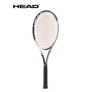ヘッドHEAD 硬式テニスラケット「グラフィンタッチ スピード プロ(フレームのみ)」231807 fst