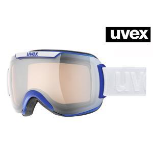 2018 UVEX(ウベックス)スキーゴーグル「uvex downhill 2000 VLM」≪variomatic調光レンズ≫コバルトブルーマット5551084023 fst