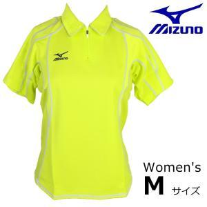 【ラスト1着半額以下】mizuno ミズノ レディース 女性用 テニス バドミントン ゲームシャツ A75HW-03838 fst
