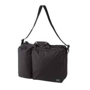 カンタベリー CANTERBURY 3WAYバッグ [カラー:ブラック] AB0823019|fst