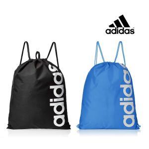【郵便受けへお届け送料無料】アディダス adidas ナップザック「03 リニアロゴジムバッグ」FSW96|fst