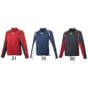 ヒュンメル hummel サッカー ウォームアップシャツ HAT4037|fst