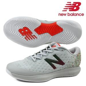 【35%OFF】newbalance ニューバランス メンズ オールコート用 テニスシューズ/width4E GRAY MCH996U4 fst