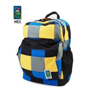 MEI(メイ) バッグパック「P/W BASIC PACK L/イエロー」MEI181113-YEL|fst