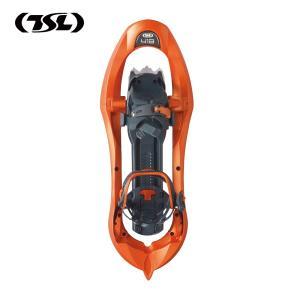 TSLスノーシュー「418 up&down fit grip(アップダウンフィットグリップ)」PFRUDFG140 fst