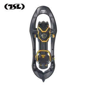 TSLスノーシュー「418 up&down fit grip(アップダウンフィットグリップ)」PFRUDFG141 fst
