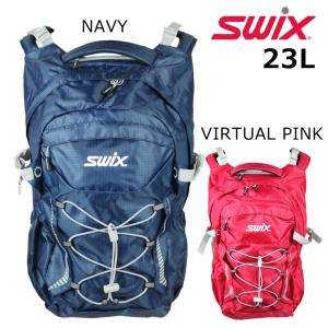 SWIX スウィックス アウトドア スキー 登山 リュックサック バックパック「RIGI 23L」 SGE012JA|fst