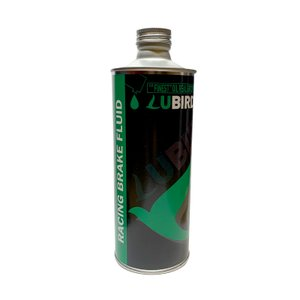 LUBIRD/ルバード RACING BRAKE FLUID/レーシング ブレーキフルード 【0.5L缶】|ftk-oil-products